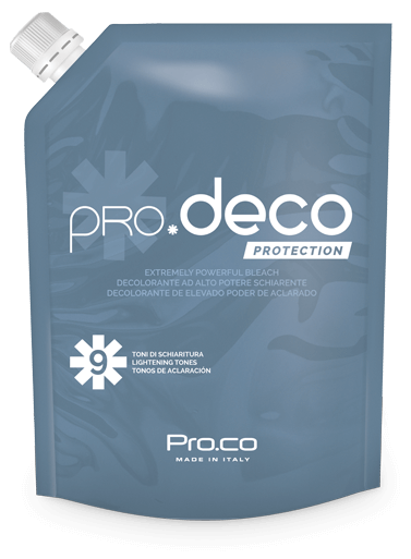 Pro.Deco9 | professional hair product