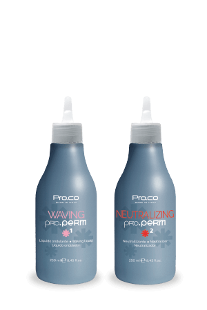 Curling Pro.Solution | professional waving treatment